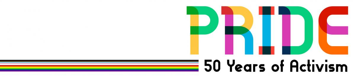 Pride 50 years of activism
