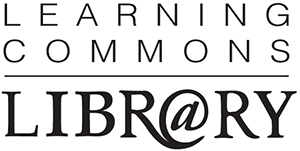 Library & Learning Commons Logo