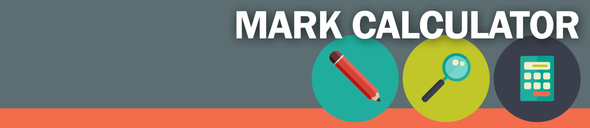 Mark Calculator Banner
