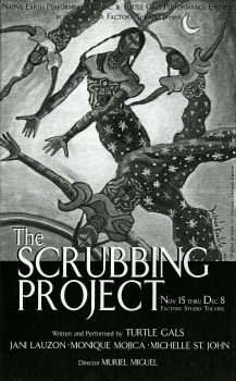 House program for the production of Scrubbing Project